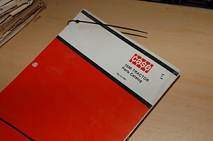 Case Ih 1690 Tractor Parts Manual Book List Catalog Spare Farm Engine 8 1520 Use