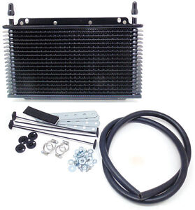 Hayden 677 Rapid cool Transsaver Plus Automatic Transmission Oil Cooler Oc 1677