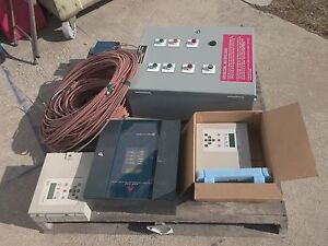 Intelligent Fire Protection Alarm System Notifier Afp 200 Raychem Ttdm 1 or43