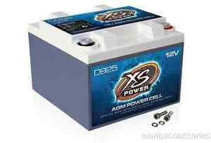 D925 Xs Power Sealed Agm 12 Volt 2 000 Max Amp Lead Acid Battery W Hardware