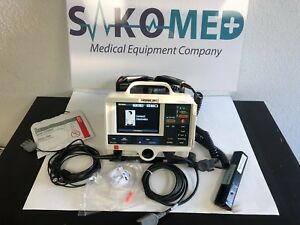 Lifepak 20e 3 lead Ecg Aed And Etco2 Refurbished 12 month Warranty