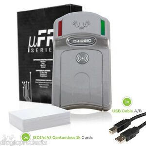 Rfid Nfc Reader Writer Ufr Classic Usb 13 56mhz Free Sdk And Cards keyfobs