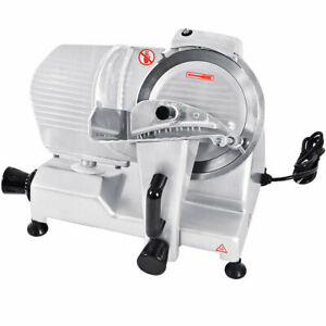 9 Blade Commercial Meat Slicer Deli Meat Cheese Food Slicer Industrial Quality