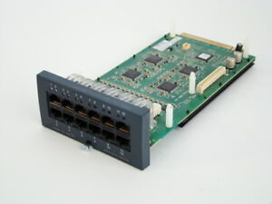 Avaya Ip500 Phone 8 Port Analog Expansion Card 700417231 Tested Warranty