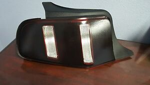 2012 Mustang Tail Light Driver Side