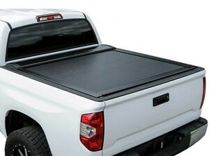 Patriot Stealth Lt Tonneau Truck Bed Cover 2015 2018 Ford F150 6 5 Ft
