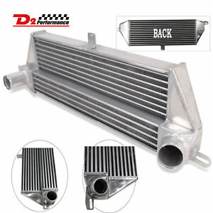 Front Mount Intercooler For 2007 2012 11 10 Bmw Mini Cooper S R56 R57 2009 2008