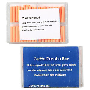 200pcs Gutta Percha Bars For Cordless Dental Obturation Endo System Endodontic