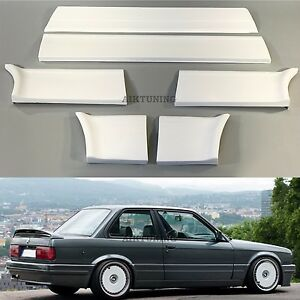 Bmw E30 M Tech 2 M Technik Style Door Panels Side Pod Set Coupe Cabrio