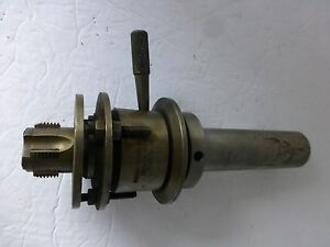 Murchey Machine 1 1 2 Machinist Tap Head