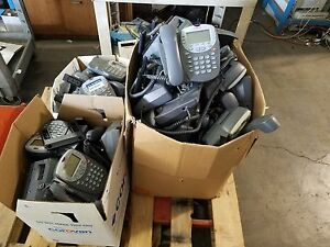 Lot Of 10 Of Avaya 5610sw Ip Office Business Phone With Handset