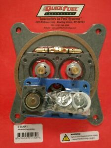 Aed Holley 4150 Rebuild Kit Double Pumper Carb Carburetor 750 650 3 202