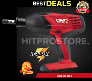 Hilti Siw 22t a 1 2 cordless Impact Drill Driver New Bare Tool Only Fast Ship