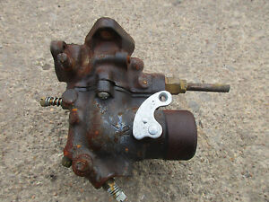 International H Tractor Carburetor Core
