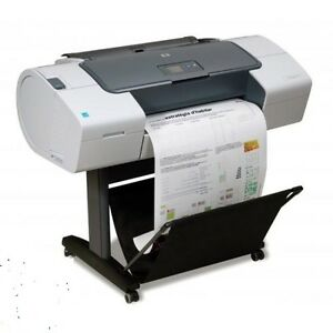 Hp Designjet T770 Plotter Printer With Hard Disk Upgrade And Warranty