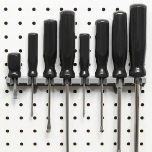Ernst 5353 V Slot 8 Tool Screwdriver Organizer 3 Pack