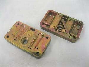 Fully Adjustable Carburetor Metering Blocks 4 Bbl 4150 4160 Holley Carb Pair