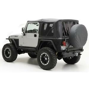 Smittybilt Softtop For Jeep Wrangler Tj Top 1997 06 Replacement Tinted 9970235