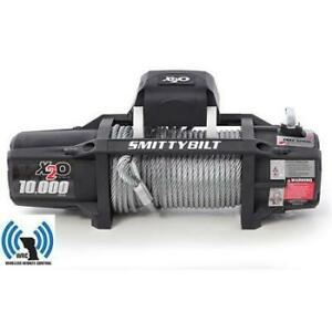 For Jeep Wrangler Utv And Offroading Recovery Winches Sb97510