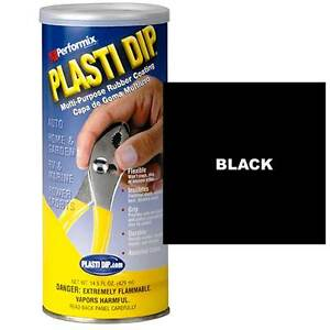 Performix 11603 Plasti Dip 14 5 Oz Dip Can Full Case Of 6 Cans Black