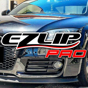 Original Ez Lip Pro Spoiler Trim Wing Body Kit Splitter B6 B7 B8 8t Audi Ezlip