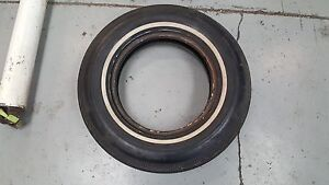 5 90 14 Fiat Tires White Wall 5 90s14 General
