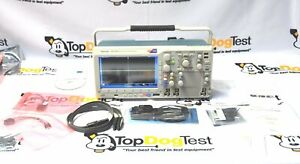 Tektronix Mso3032 Mixed Signal Oscilloscope 16 Channel Mso 300 Mhz 2 5gs s