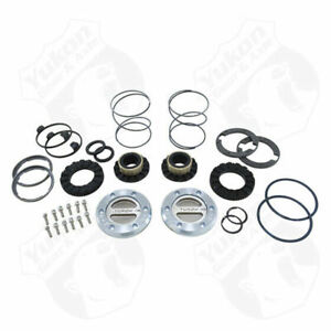 Yukon Hardcore Locking Hub Set For Dana 60 30 Spline 75 93 Dodge 77 91 Gm 78 97