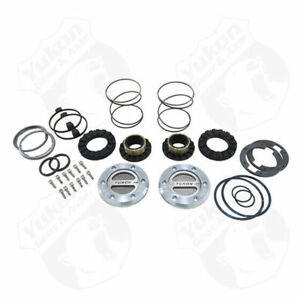 Yukon Hardcore Locking Hub Set For Dana 60 35 Spline 79 91 Gm 78 97 Ford 79 93 D