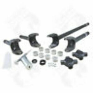 Yukon Front 4340 Chrome Moly Replacement Axle Kit For 79 93 Dodge Dana 60 Wit
