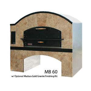 Marsal Mb 60 Gas Deck Type Pizza Oven