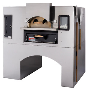 Marsal Wf 42 Gas fired Deck type Wave Flame Pizza Oven