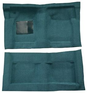 New Acc 65 67 Ford Galaxie 2 door Hardtop Sedan Automatic Molded Carpet Usa