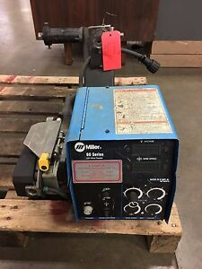 Miller Electric 131785 S 62 Wire Feeder