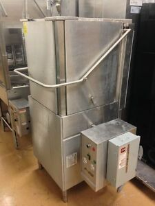 Jet tech F 22 High Temp Dishwasher Commercial Pass Though Or Corner W Heater