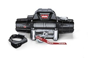 89120 Warn Zeon 12 12 000 Lbs Self recovery Electric Winch With Steel Wire Rope