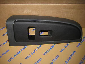 Chevrolet Silverado Gmc Sierra Rh Passenger Door Window Switch Bezel New Oem