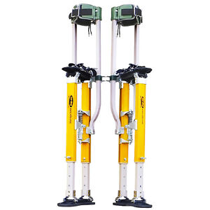 Sur pro Sur mag Dual Pole Magnesium Drywall painting Stilts 15 23 Small