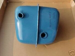 Ford 3500 4000 4400 4500 Tractor Replacement Diesel Fuel Tank E2nn9002ba