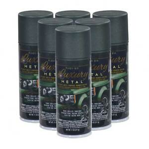 Plasti Dip Luxury Metal Aintree Green Metallic 11oz Spray Cans Full Case Of 6