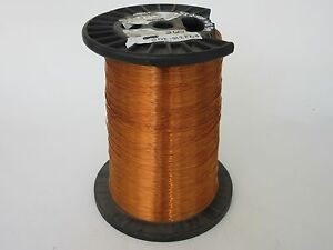 23 Awg 40 Lbs Phelps Bondeze Enamel Coated Copper Magnet Wire