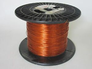 15 Awg 24 Lbs Essex Allex Heavy Enamel Coated Copper Magnet Wire