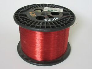 32 Awg 6 70 Lbs Bondeze Enamel Coated Copper Magnet Wire