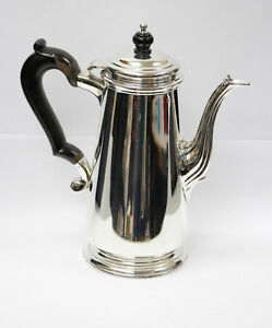 Tiffany Co Sterling Silver Teapot 95735h