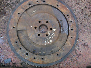 1965 1969 Mustang Top Loader 4 Speed M T Transmission Flywheel 10 1 2 C 164