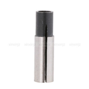 Engraving Bit Router Cnc Tool Adapter 1 4 To 1 8