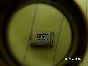 48 Epson Programmable High frequency Crystal Oscillator Sg 8002ca Series Nos