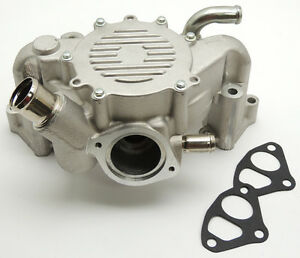 Tsp Lt1 Lt4 Aluminum Water Pump For Corvette Satin 8932