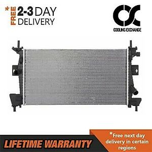 New Radiator For Ford Focus 2012 2013 2014 2015 2016 2 0 L4 Lifetime Warranty