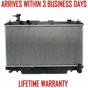 Radiator For Toyota Rav4 2004 2005 2 4 L4 W o Trans Cooler